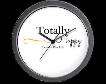 """Wall Clock """"Totally Happy"""""""