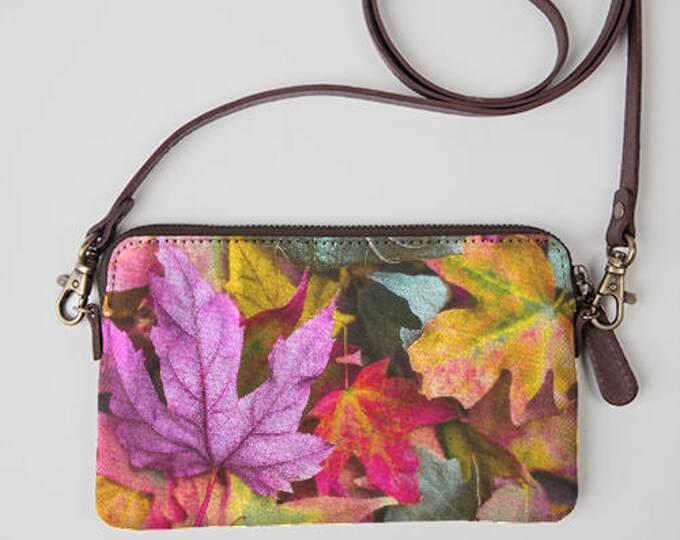 "Clutch ""Fall Leaves"""