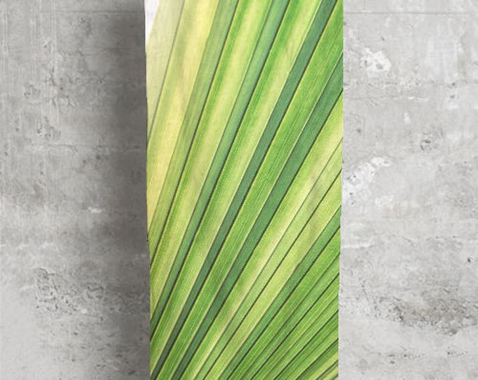 "Modal Scarf ""Tropical Palm"""