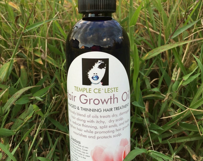 Hair Growth Oil/Scalp Treatment/Natural/Essential oil/Daily Hair Oil/Scalp Oil