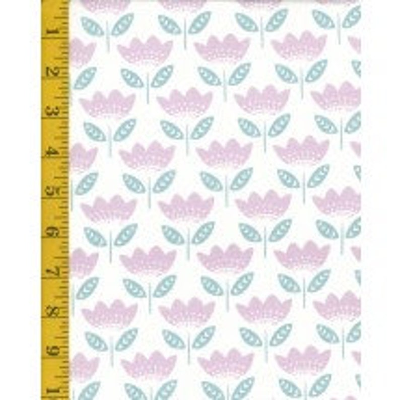 Floral Half Yard BUNDLE Quilting FABRIC Quilters Gift Lavendar Fabric Bundle Josephine Camelot Fabrics Quilting Prints