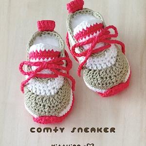 Crochet Baby Pattern Comfy Baby