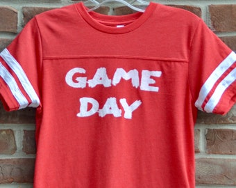 Game Day jersey tee.
