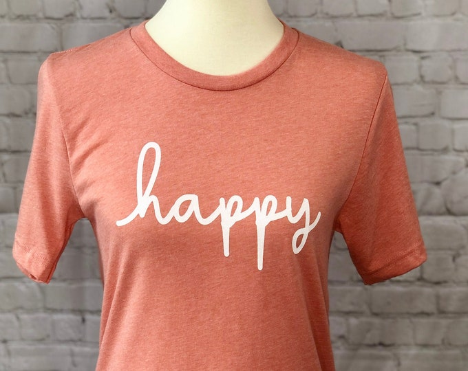 Featured listing image: happy.