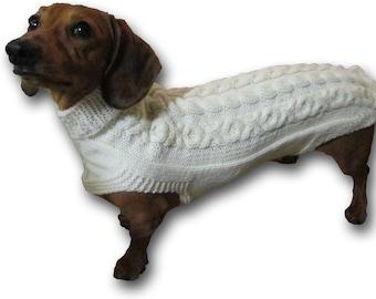 XO Dog Sweater Pattern