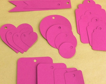 Hang tag sample pack, tags, hang tags, gift tags, price tags, product tags, seller supplies,gift tag, pennant tag