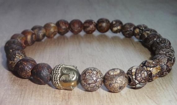 Meditation Bracelet Men S Mala Braceletmen S Yoga Etsy