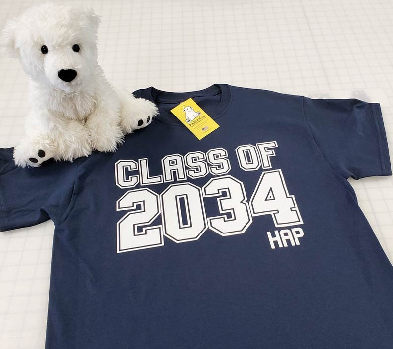 Class of 2034 2035 2036 etc... with Personalized Name for image 0