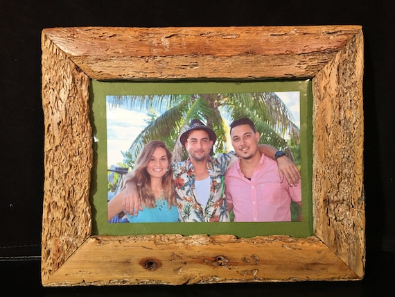 Lobster Trap Wood Custom Picture Frame