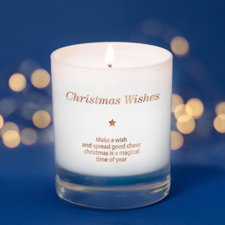 Weihnachtswünsche Kerze.Weihnachtswünsche Kerze Weihnachts Geschenk Für Sie Weihnachten Kerze Zu Würzen Machen Einen Wunsch Duftkerze Urlaub Kerze Festliche Kerze