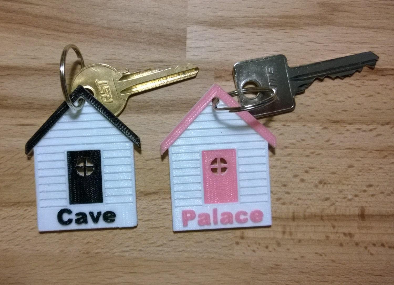 paire de porte cl s cadeau de pendaison de cr maill re etsy. Black Bedroom Furniture Sets. Home Design Ideas