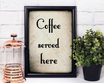 Coffee Picture, Coffee Print, Coffee Bar Decor, Coffee Kitchen Decor, Coffee Wall Art, Coffee Lovers Gift, Coffee Decor, Coffee Art Print