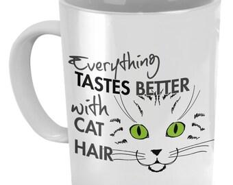 Everything Tastes Better