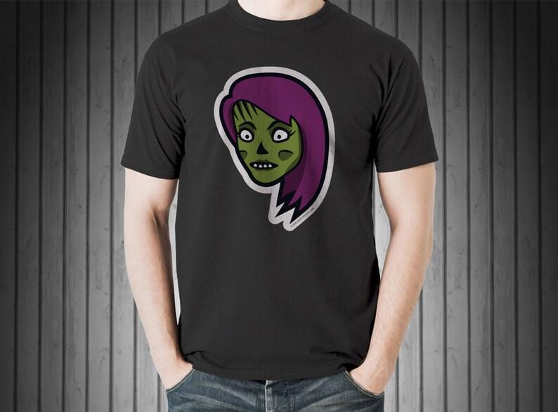 Zeds Official Zombie Graphic Tee  Liz image 0