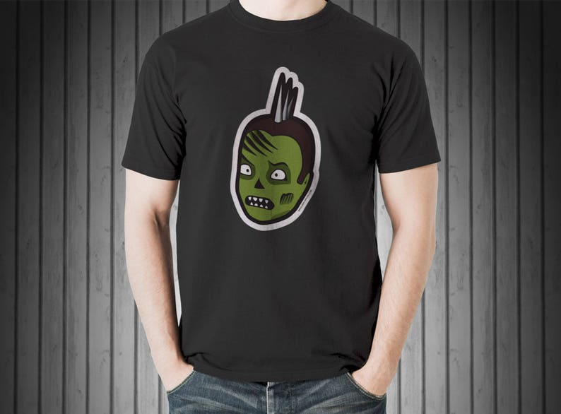 Zeds Official Zombie Graphic Tee  Spike image 0