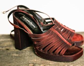 f0d88f7d588 90 s platform shoes