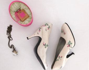 446d63c480ac Scarpe da sposa VINTAGE-scarpe da sposa antiche-scarpe vintage-anni 60