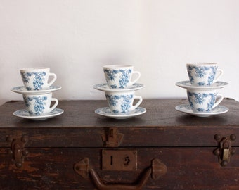ANTIQUE SET COFFEE 60'S - antique set coffee -