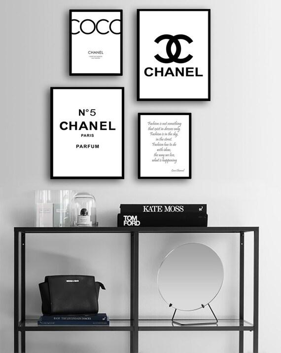 Coco Chanel Zitate Parfum Cool Y Art