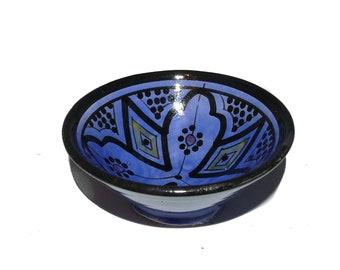 Geschirr, Besteck & Gläser Marrakech Accessoires Orientalische Keramik Schüssel Schalen Dip und Oliven Ø 12 cm Modell Lina