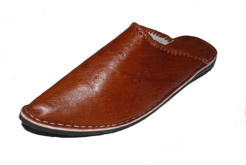 online retailer 8f95d bb38f Orientalische SlipperHerrenschuhgrösse48 Schuhe Leder ...