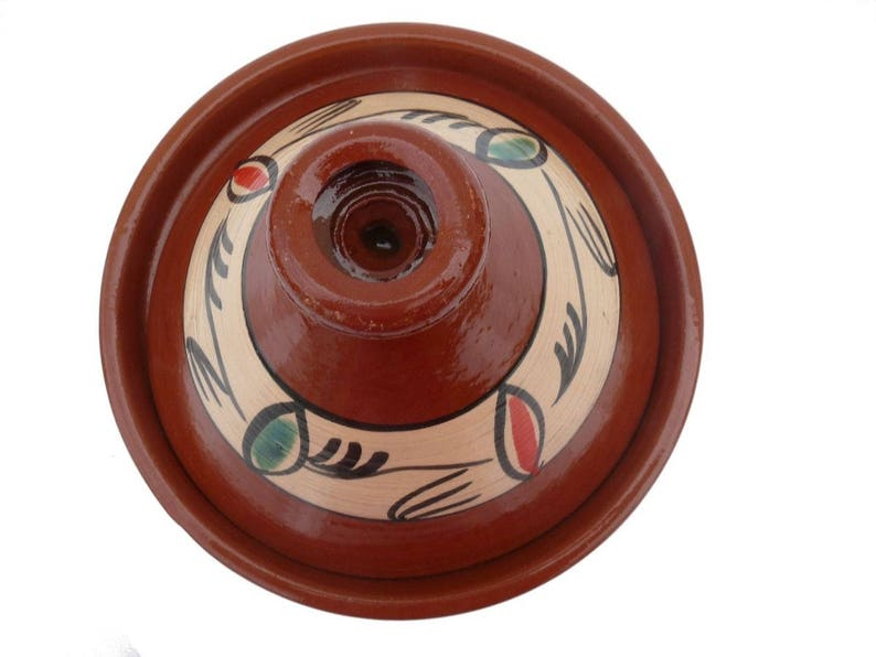 905118-00 098 Moroccan tagine cooking diameter 35 cm for 3-5 people