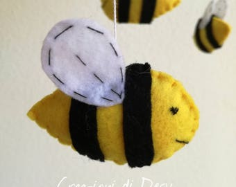 Ape Bee cell decoration fly flying honeycomb Pet Bee Wasp