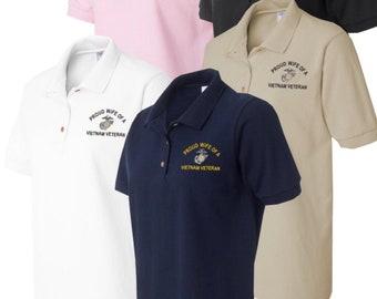 Custom Polo Shirt Etsy