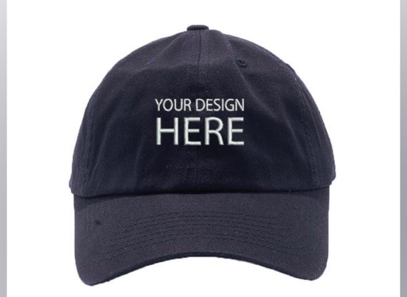 9a8f07240dd53 Customized hats Embroidered hats Custom Baseball hats