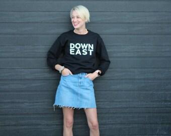 Down East Love Sweatshirt