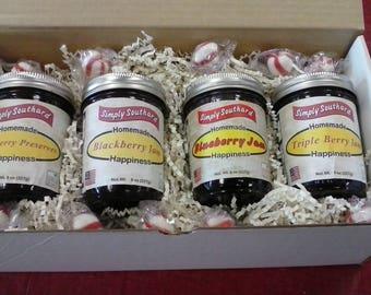 Berries Jelly Gift Box