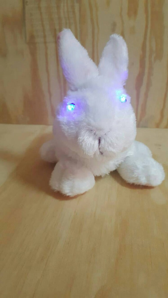 Items similar to Zombie Rabbit on Etsy
