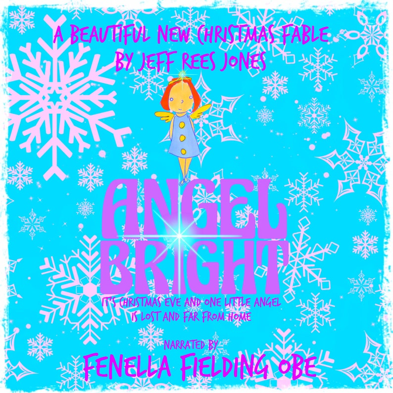 Angel Bright 2 CD audiobook version narrated by 'Carry image 0