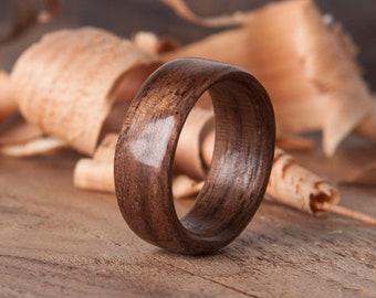 Wood Wedding Rings.Wood Ring Etsy