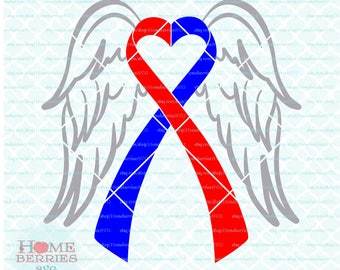 CHD Heart Dad svg Congenital Heart Disease CHD Family svg dxf | Etsy