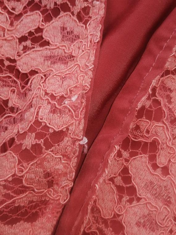 Vintage 40s 30s lace bolero - image 9