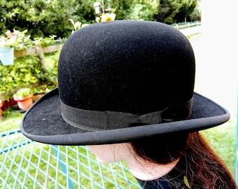 Steampunk bowler hat  6cbc97935d6