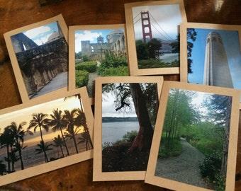 Handmade Photo Art Greeting Cards