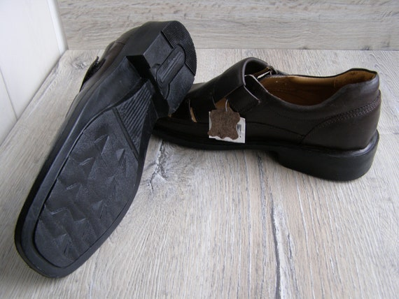 Size 9us. Men's Leather Shoes. Genuine Leather Sh… - image 7