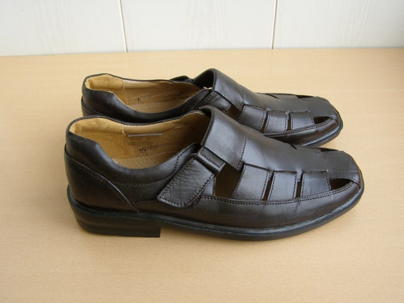 Size 9us. Men's Leather Shoes. Genuine Leather Sh… - image 3