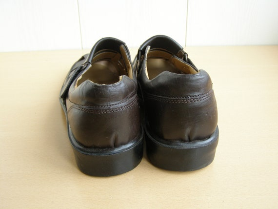 Size 9us. Men's Leather Shoes. Genuine Leather Sh… - image 4