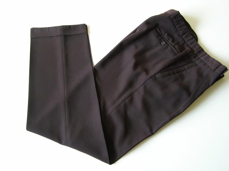 Vintage Classic Blazer  Pants Men/'s size 40us  50eu BUZO MEN Men/'s Suit Made in Finland Burgundy-brown Suit