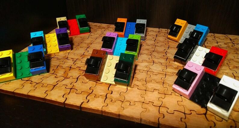 LEGO\u00ae Brick CORD BUDDIES Cable Management