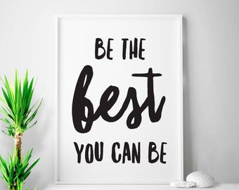 Be The Best You Etsy
