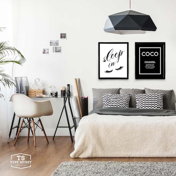 Küss mich immer gute Nacht, Druck, Dekoration Schlafzimmer, Haus Wandkunst,  Schlafzimmer-Wand-Kunst, Schlafzimmer druckbare Kunst