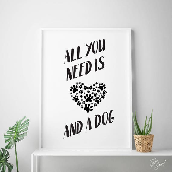 Dog Quotes, Dog Lovers Gift, Dog quote, Animal lover, Dog Lovers Gift,  Puppy Love, Dog decor, I Love Dogs, Dog Mommy, dog mom gifts