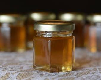 Mini Honey Jar Favor Etsy