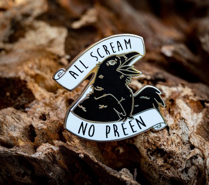All Scream No Preen image 0