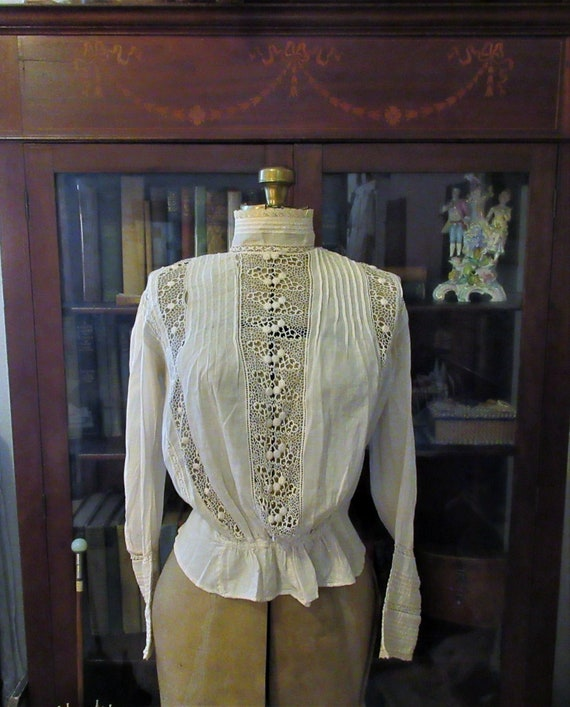 Edwardian Blouse, c1900