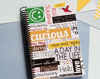 A Day in the Life Daily Planner 2018